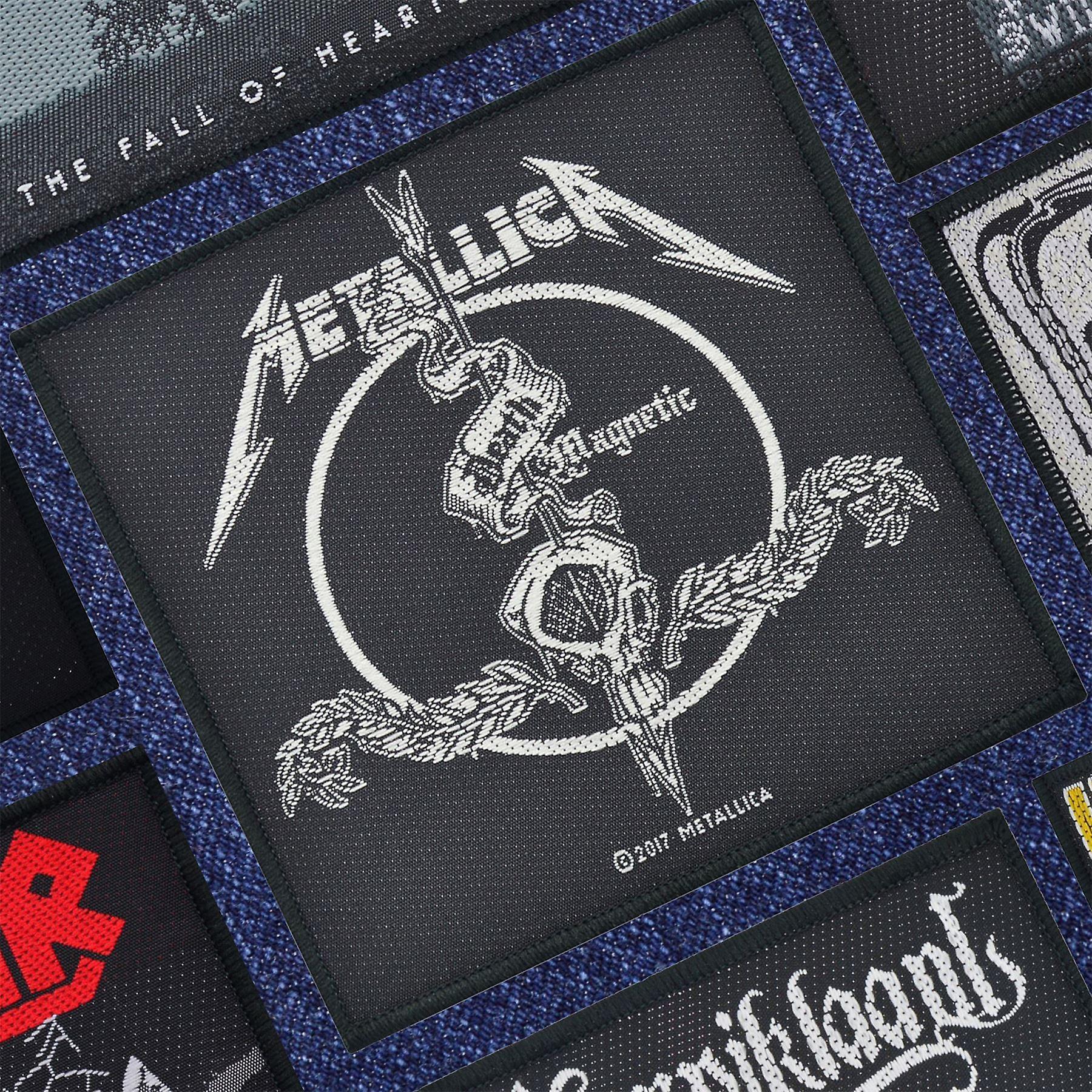 One Patch 10cm x 10cm Metallica