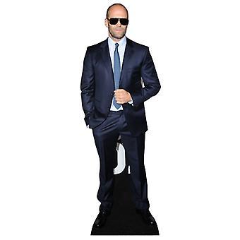 Jason Statham Lifesize Figura de cartón / espectador de pie