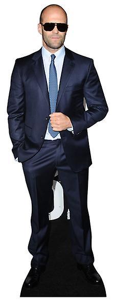 Jason Statham Lifesize kartong släppandet / stående