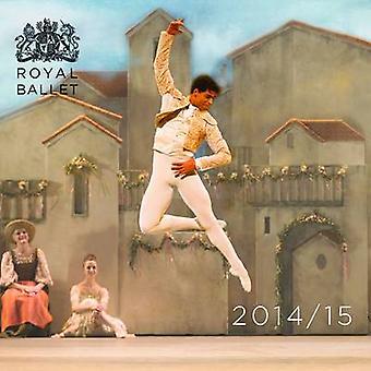 Den kongelige ballett 2014/15 av Royal Ballet - 9781783190812 bok