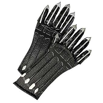 Black Panther Youth Costume Gloves