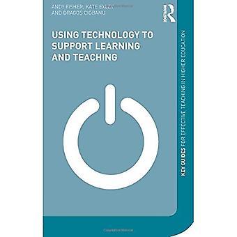 Ved hjælp af teknologi til at understøtte læring og undervisning (centrale Guides til effektiv undervisning på videregående uddannelser)