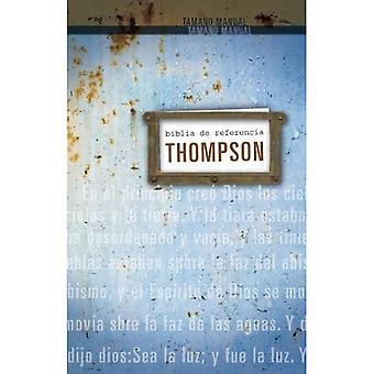 Biblia RVR60 Referencia Thompson tamano manual