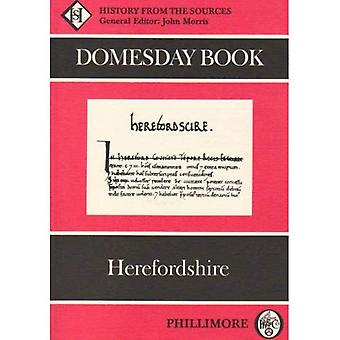 The Domesday Book: Herefordshire (Domesday Books (Phillimore))