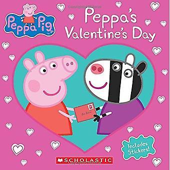 Peppas alla hjärtans dag (Peppa Pig) (Peppa Pig)