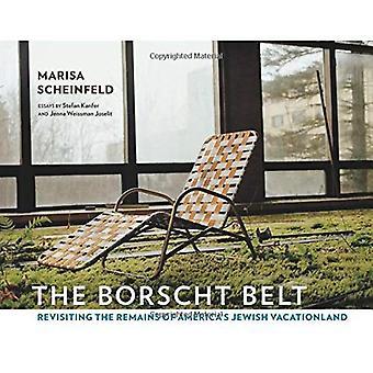 O Borscht Belt: Revisitando os restos de Vacationland judaica da América