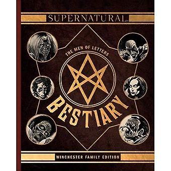 Supernatural - gli uomini di lettere bestiario Winchester