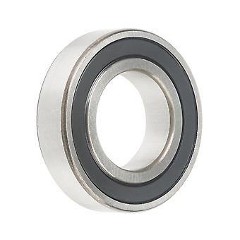 NSK 6311Dduc3 Rubber Sealed Deep Groove Ball Bearing 55X120X29Mm