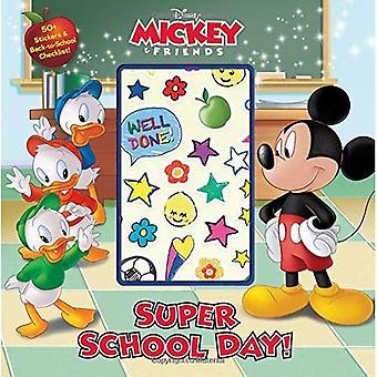 Mickey & vänner Super skoldag!