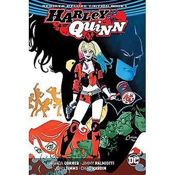 Harley Quinn: Renascimento edição de luxo o livro 1 (renascimento)