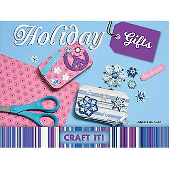 Holiday Gifts (Craft It!)