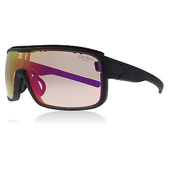 Adidas AD02 6059 Coal Zonyk Pro S Visor Sunglasses Lens Category 2 Lens Mirrored Size 44mm