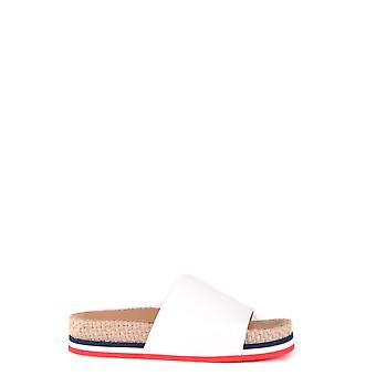 Moncler Multicolor Rubber Slippers