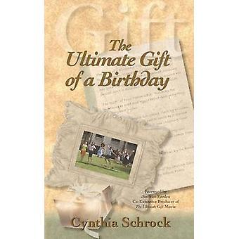 Le plus beau cadeau d'anniversaire de Schrock & Cynthia