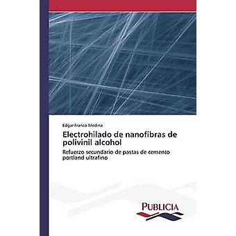 Electrohilado de nanofibras de polivinil alcohol door Franco Medina Edgar