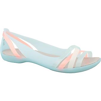 Crocs Isabella Huarache 2 platte 204912-4CW Womens buiten sandalen