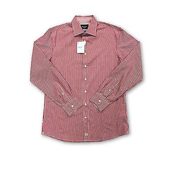 Hackett shirt in red and white st