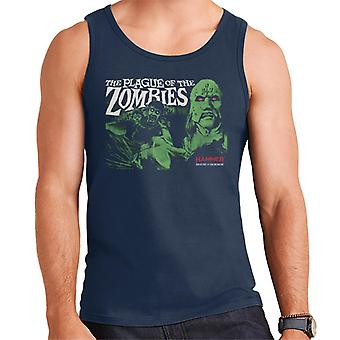 Hammer The Plague Of The Zombies Poster Men's Vest