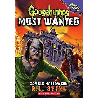 Zombie Halloween by R L Stine - 9780545627764 Book