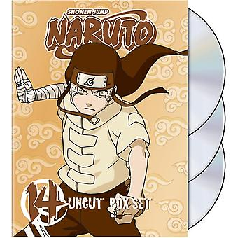 Naruto - Uncut Box Set 14 [DVD] USA import