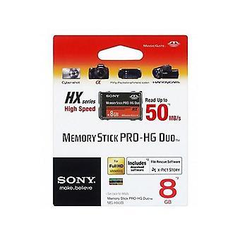 Sony Memory Stick Pro-HG Duo HX Rev.B
