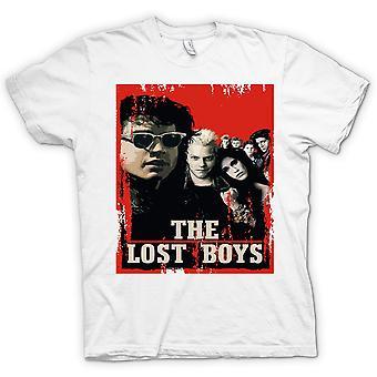 Womens T-shirt - The Lost Boys - Film inspiriert