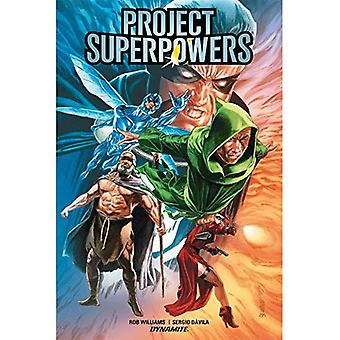 Project SuperPowers Vol. 1:a� Evolution HC