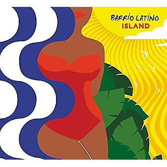 Barrio Latino Island - Barrio Latino eiland [CD] USA import