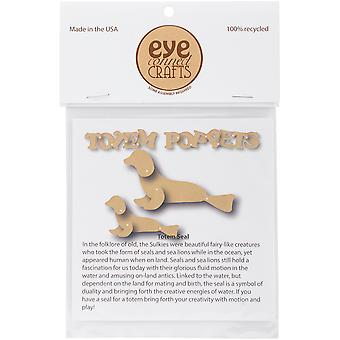 EyeConnect Chipboard Totem Poppet-Seal, 2