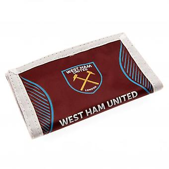 West Ham United Nylon Wallet SV