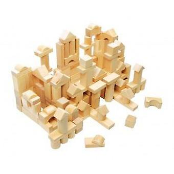 Legler Sack With Cubes (Toys , Constructions , Bricks And Pieces)