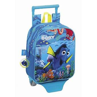 Disney Mochila Guarderia Wheel Finding Dory (Toys , School Zone , Backpacks)