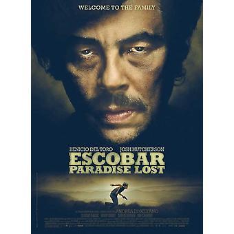 Escobar Paradise Lost filmposter (11 x 17)