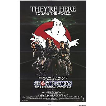 Ghostbusters Movie Poster (11 x 17)