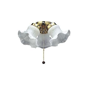 Fantasia ceiling fan light kit Tulip