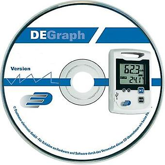 Dostmann Electronic 311041SoftwareCompatible with (details) LOG100, LOG110