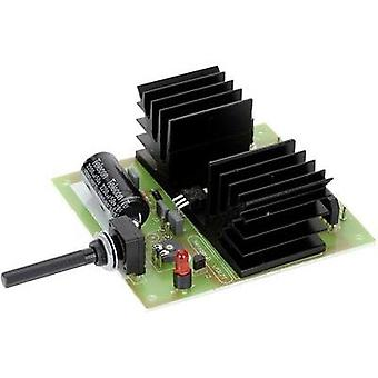 Conrad Components 1.2 - 30Vdc Variable Power Supply Board PCB Assembly kit