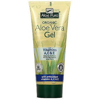 Aloe Pura Eco Aloe Vera Gel med antioxidanter, 200 Ml