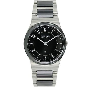 Bering mens watch wristwatch slim ceramic - 32235-747