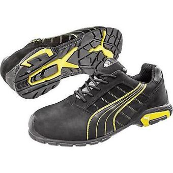 Safety shoes S3 Size: 45 Black, Yellow PUMA Safety Amsterdam Low 642710 1 pair