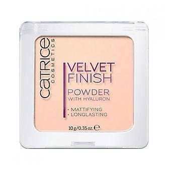 Catrice Cosmetics Catrice Velvet Finish Powder With Hyaluronic Acid