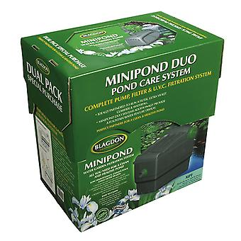 Blagdon Minipond 4500 Duo System 5w