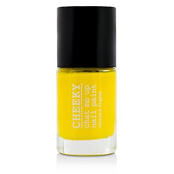 Cheeky Chat Me Up Nail Paint - Lemon Tart 10ml/0.33oz