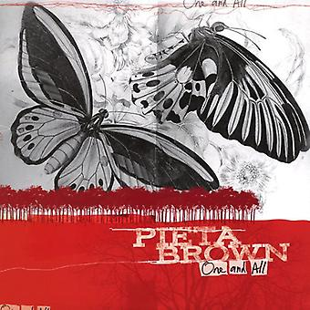 Pieta Brown - en & alle [Vinyl] USA importerer