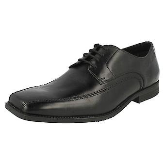 Mens Clarks Formal Lace Up Shoes Baker Lace