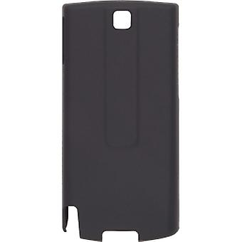 New Black Color Click Back Shell Case for HTC Pure