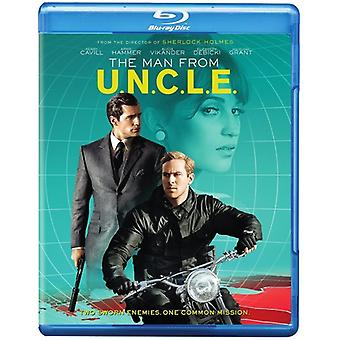 Man From Uncle [Blu-ray] USA import