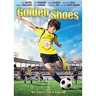 Golden Shoes [DVD] USA import