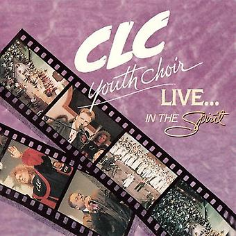 Clc Youth Choir - Live: In the Spirit [CD] USA import