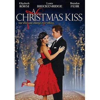 Jul Kiss [DVD] USA importerer